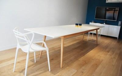 Table de réunion en céramique Dekton : un design exceptionnel