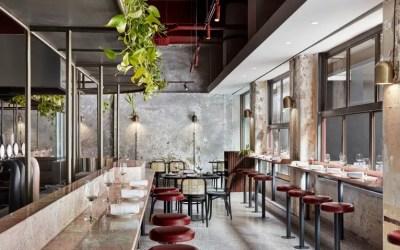 Meubles et tables de restaurant : les tendances 2019