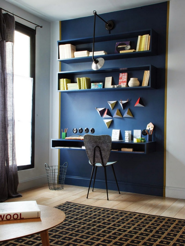 aménagement d'un petit espace, bureau