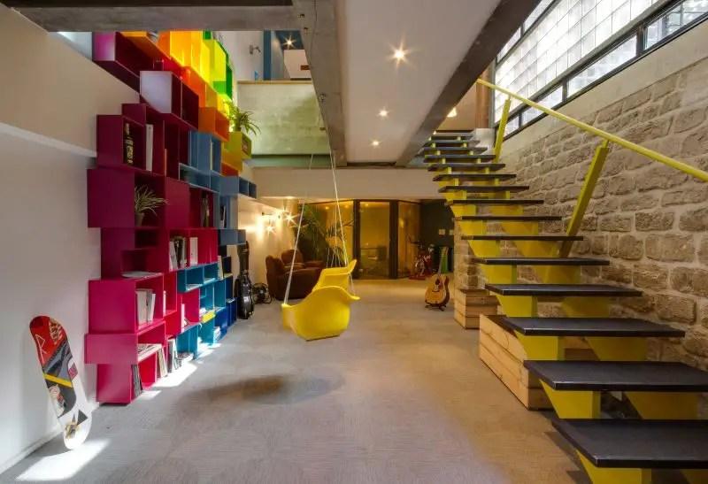 déco et aménagement de bureaux parisien