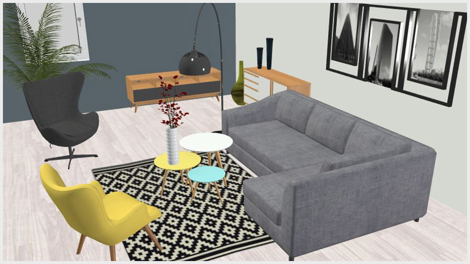 logiciel d'architecture intérieur gratuit Home by Me