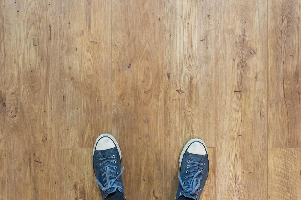 Bois intérieur pour un plancher