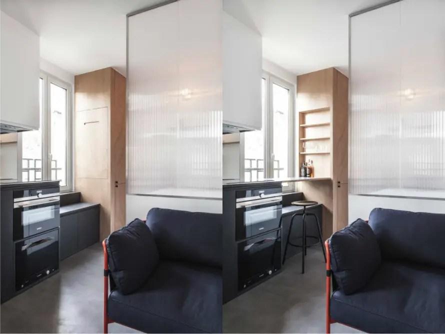 Aménagement intérieur design pour petit espace