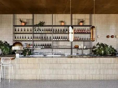 comptoir bar en brique