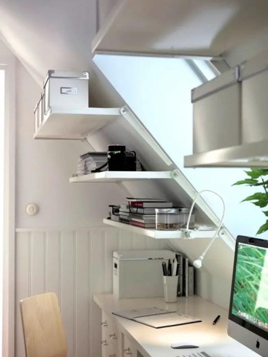 aménagement bureau petit espace