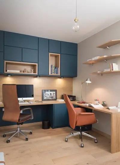 Chaises de bureau confortables et design vintage pour la maison
