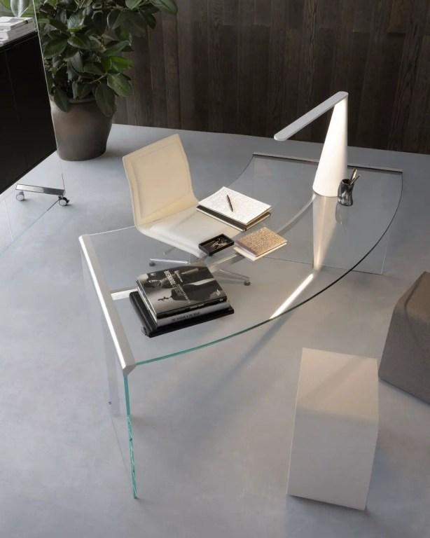 bureau de maison minimaliste