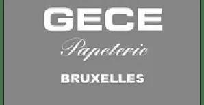 GECE papeterie Bruxelles