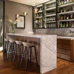 Comptoir de bar sur-mesure