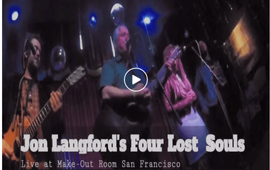 Langford's Four Lost Souls Onstage