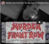 Murder In The Front Row: Bay Area Thrash Metal Documentary Premiere Q & A