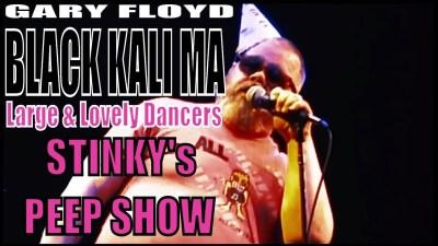 Stinky's Peep Show Large & Lovely Go-Go Dancers