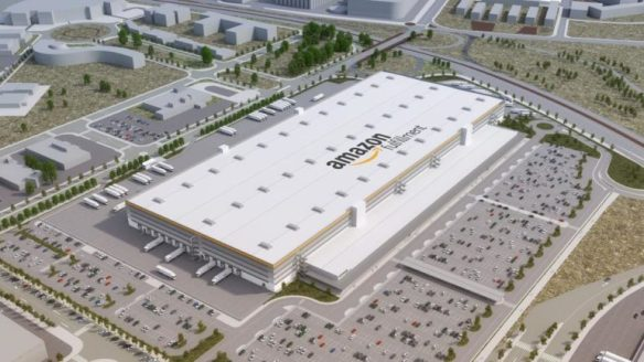 Amazon Fulfillment Centers are where organized crime sends goods to be shipped to unknowing customers