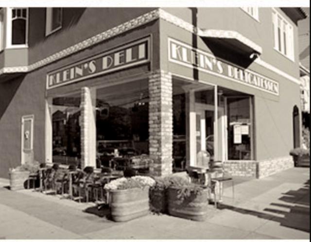Klein's Deli on Potrero Hill