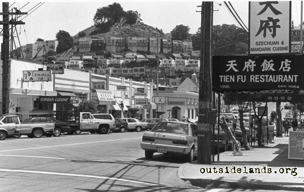 Noriega Street circa 1993 from Outside Lands