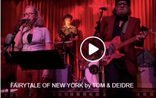 Tom Heyman & Deidre White