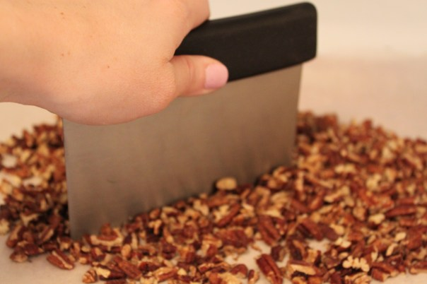 Chopping Nuts