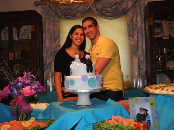 Adina and Yosh