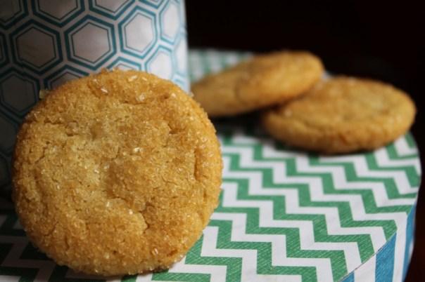 Lil Miss Cakes Honey Cookies