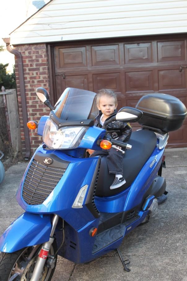 Motorcycle Charlie