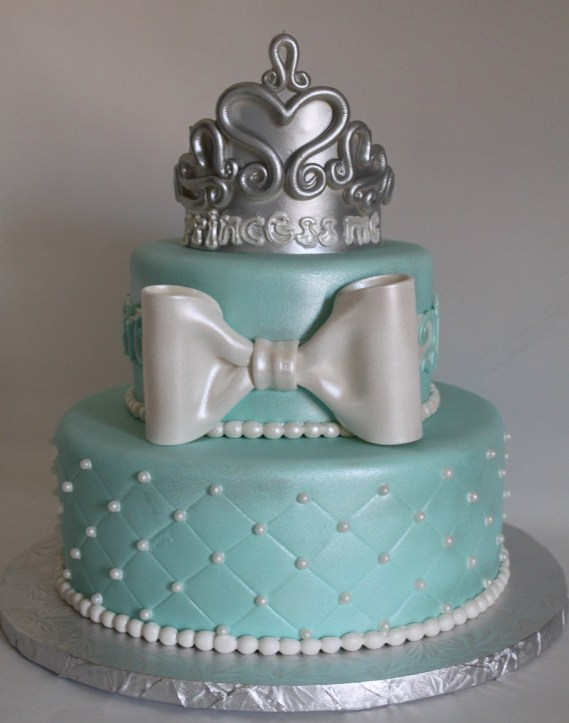 Princess Tiara Cake