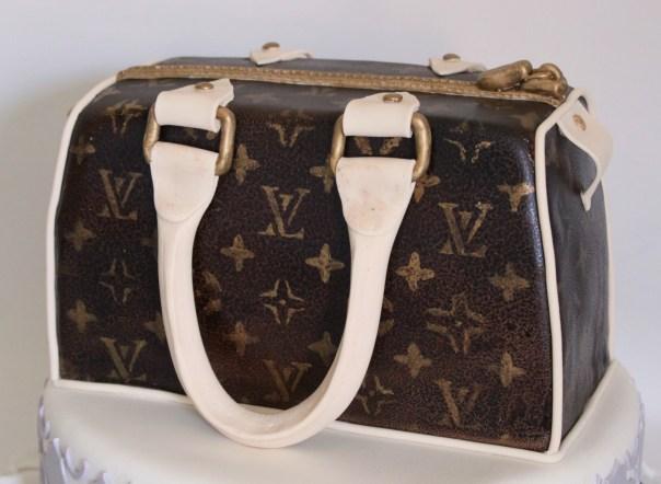 Gumpaste Handbag Handles