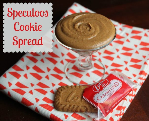 Speculoos Cookie Spread