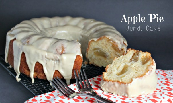 Apple Pie Bundt Cake