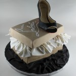 High Heel Shoe Cake