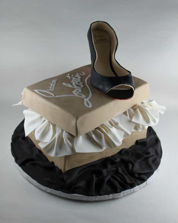 high heel shoe cake lil miss cakes