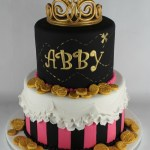Princess Pirate Birthday Cake
