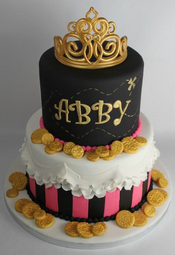 Pirate Princess Cake