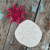 Ship Wheel Cutter | Lil Miss Cakes