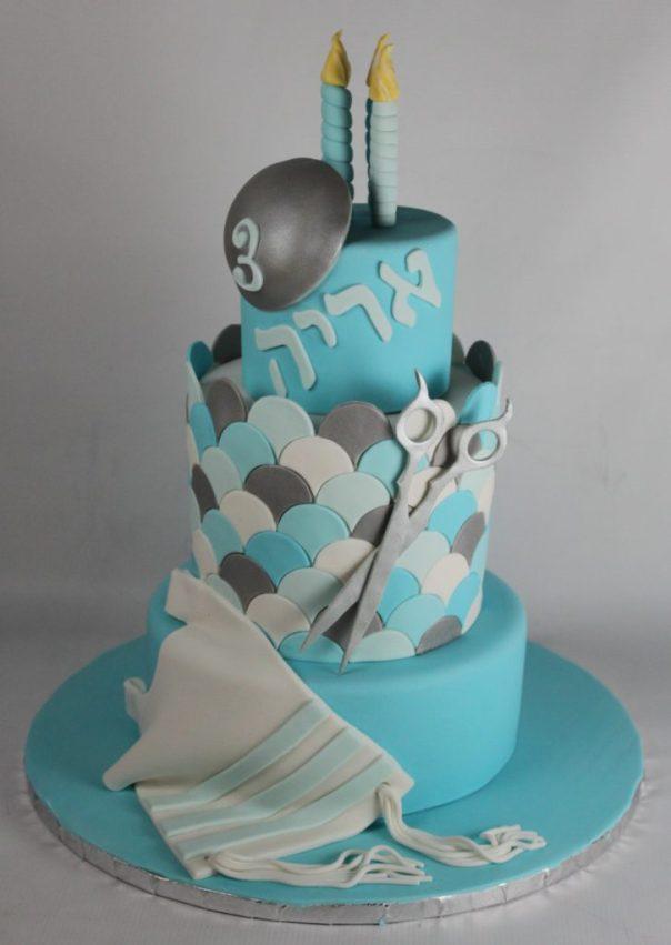 How To Make A Tzitzit Cake