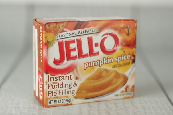 Pumpkin Spice Pudding Mix