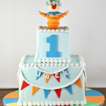 Jack In The Box Birthday Cake | Lil Miss Cakes