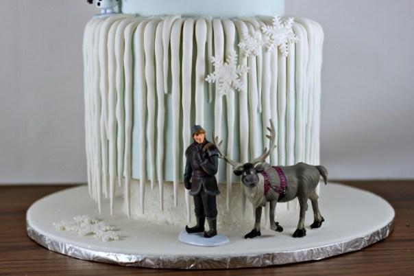 Frozen Figures | Lil Miss Cakes