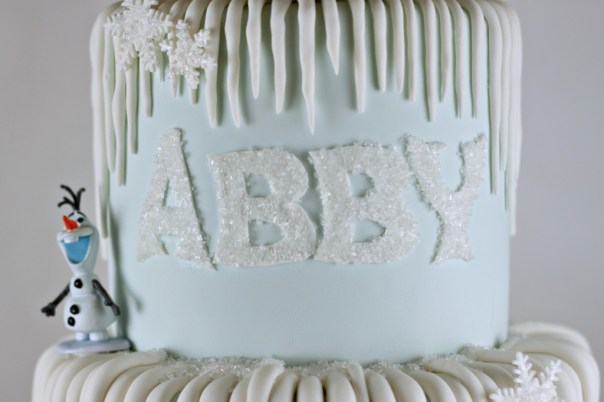 Crystal Sugar Letters | Lil Miss Cakes