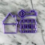 Housewarming Cutter Set | Lil Miss Cakes
