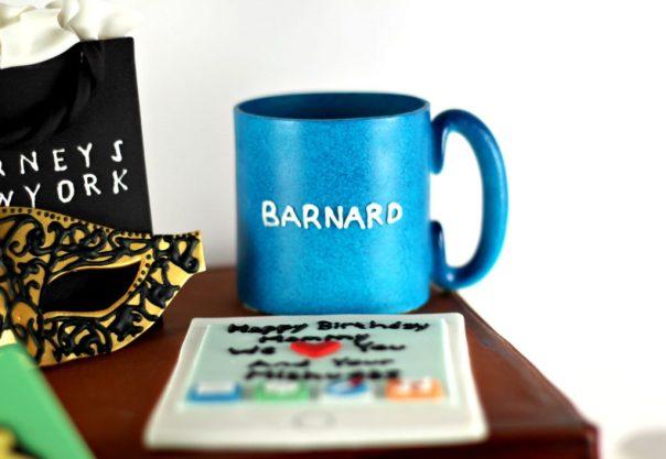 Barnard Mug | Lil Miss Cakes