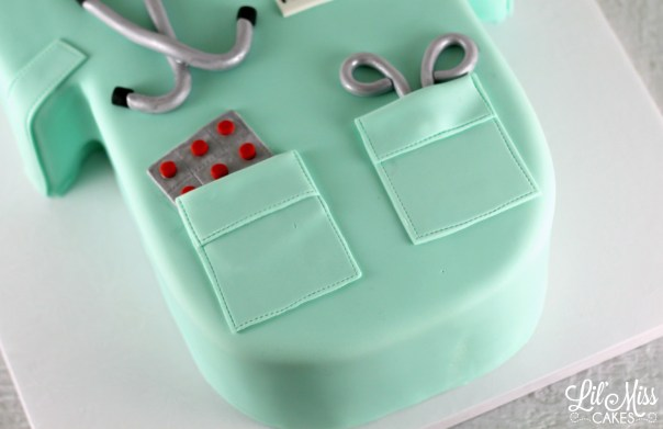 Fondant Pockets | Lil Miss Cakes