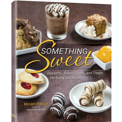 Something Sweet Cookbook | Lil Miss Cakes