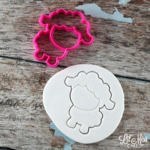Lamb Cutter | Lil Miss Cakes