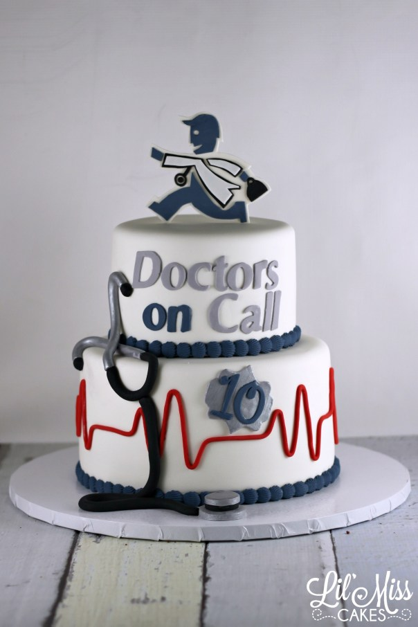 Doctors On Call Cake | Lil Miss Cakes