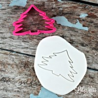 Chubby Holiday Tree | Lil Miss Cakes