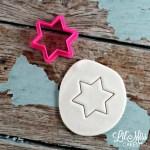 Star of David | Jewish Star Cutter | Lil Miss Cakes