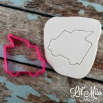 Ice Cream Truck Cutter | Lil Miss Cakes
