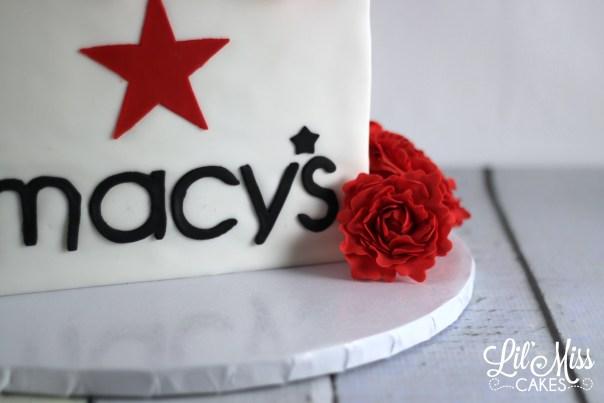 Macys Cake Rose | Lil Miss Cakes