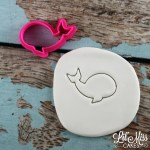 Chubby Whale Cutter | Lil Miss Cakes