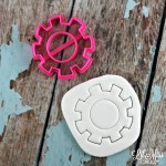 Detailed Sun with Imprint Cutter | Lil Miss Cakes